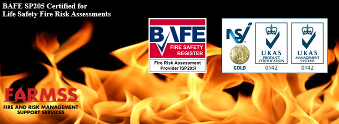 FARMSS Fire Risk Assessment Gold Standard